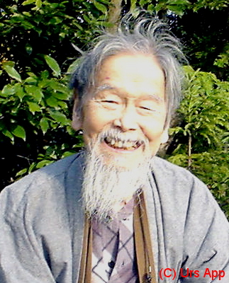Bild: Yanagida-sensei 2003 Photo